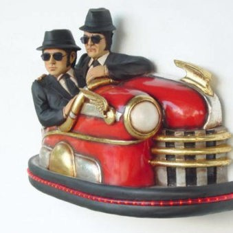 Blues Brothers Bumpcar